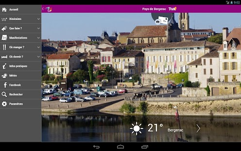 Pays de Bergerac Tour - screenshot thumbnail