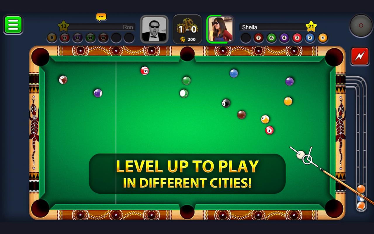 online games 8 ball pool
