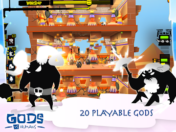 Gods VS Humans Screenshot 8