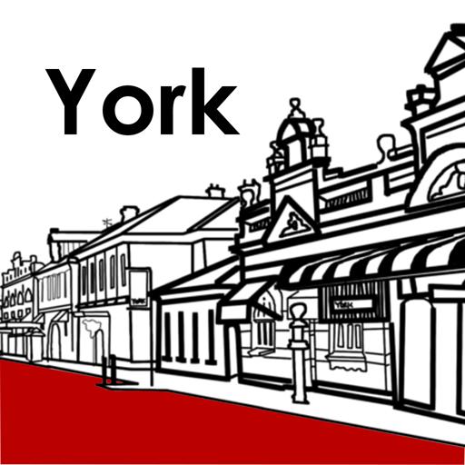 Shire of York Trails & Tours LOGO-APP點子