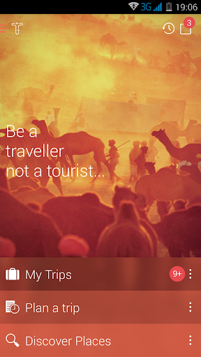 Travel Guide: Trip Planner App
