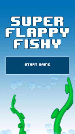 Super Flappy Fishy