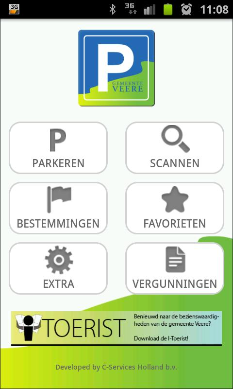 Parken in der Gemeinde Veere – Screenshot