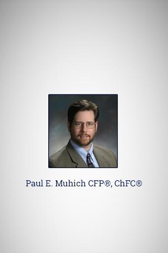 Paul Muhich CFP ChFC