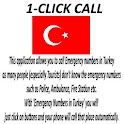 Emergency Numbers in Turkey icon