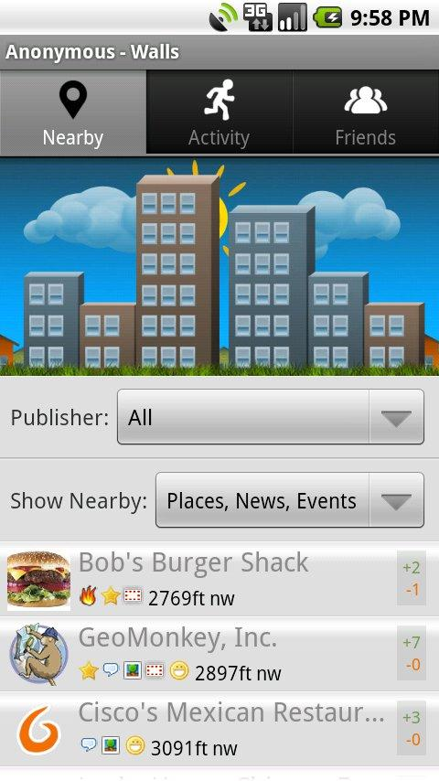 Streetbrew- screenshot