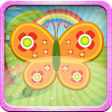 Puzzle Game-Rabble Butterflies icon