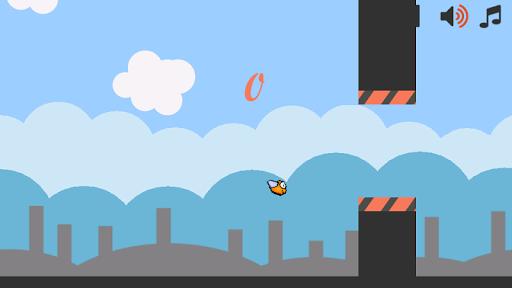 【免費休閒App】Flappy Bats HD-APP點子