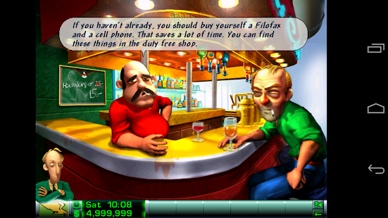 Airline Tycoon Deluxe Demo- screenshot thumbnail