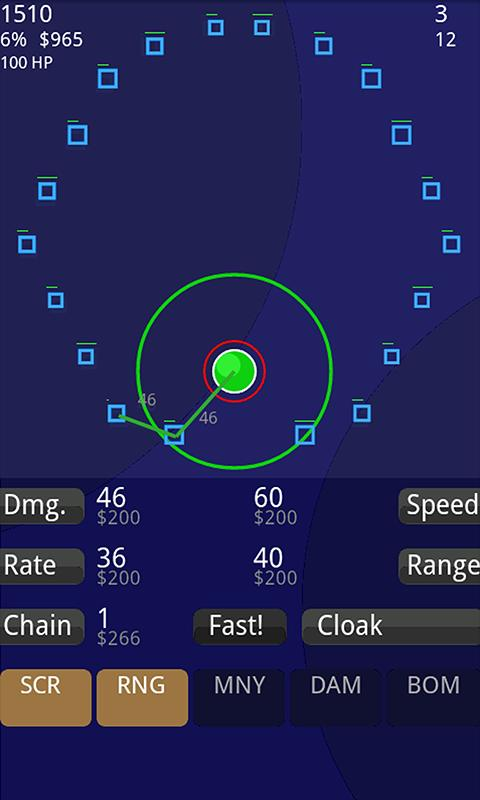 Wave Defence Pro - screenshot
