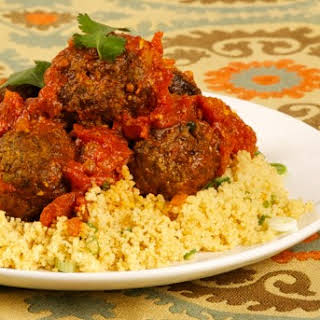 Moroccan-Spiced Meatballs in Spicy Tomato Sauce CBC Best Recipes Ever.