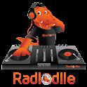Radiodile- SoundCloud® Powered icon