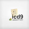 ICD-9 Medical Code Search FY11 icon