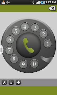 Old Call Dialer screenshot