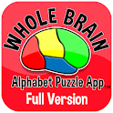 Whole Brain Puzzle App - FULL icon