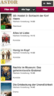ASTOR Grand Cinema – Miniaturansicht des Screenshots