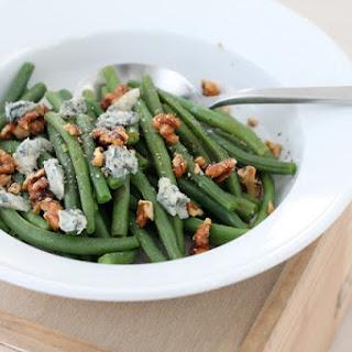 Gorgonzola Green Beans