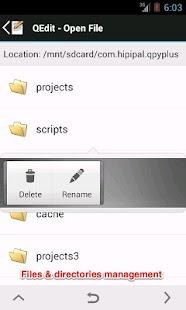 QEdit - Code Editor in Pocket 生產應用 App-癮科技App