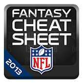 NFL Fantasy Cheat Sheet