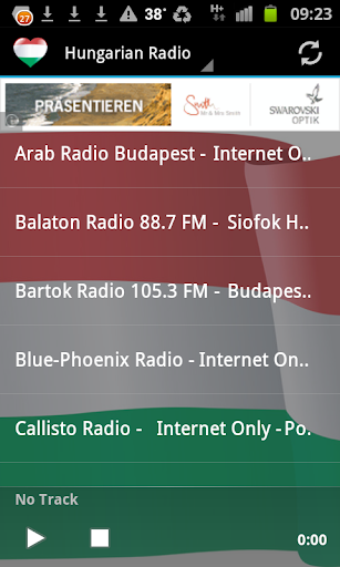 Hungarian Radio Music News