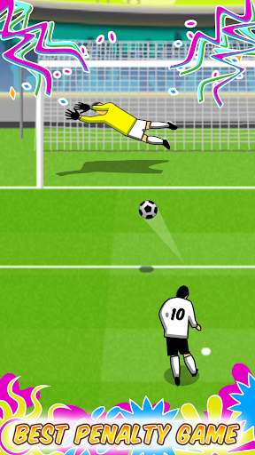 Penalty Soccer World Cup 2014