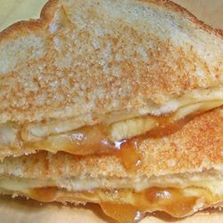 Sweet Grilled Cheese