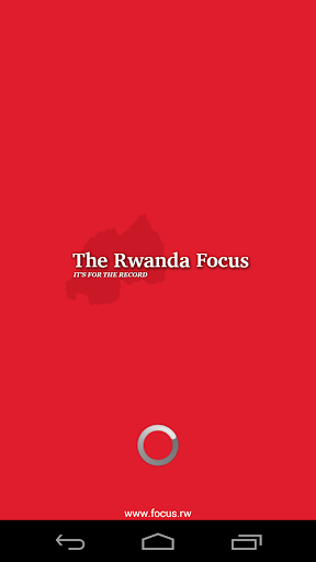 The Rwanda Focus