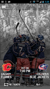 Columbus Blue Jackets - screenshot thumbnail