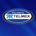 Escudería Telmex logo