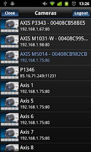 Viewer for Axis Camera Station - screenshot thumbnail