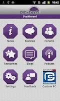 Screenshot of bit-tech Free