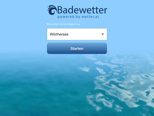 【免費天氣App】Badeseen-Wetter-APP點子