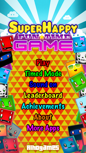Super Happy Fun Time Game