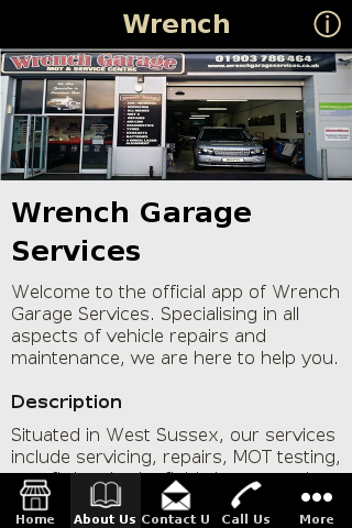 Wrench Garage Services