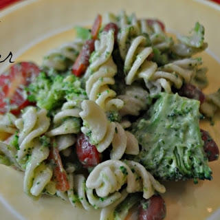 Perfect Summer Pasta Salad.