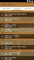 Screenshot of Salon du Cheval de Paris