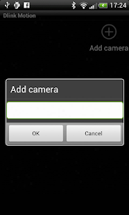 Dlink motion detector- screenshot thumbnail
