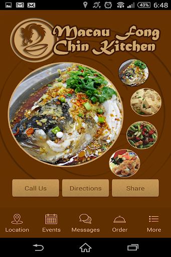 Macau Fong Cheng Kitchen