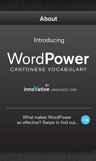 Learn Cantonese Free WordPower