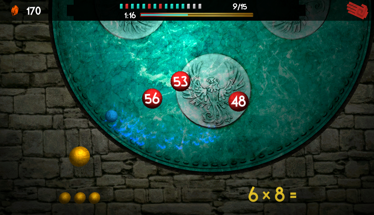 Mayan Multiplication FREE - screenshot
