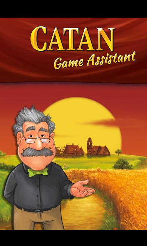Catan Game Assistant - screenshot
