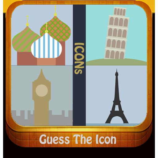 Guess the Icons 益智 App LOGO-硬是要APP