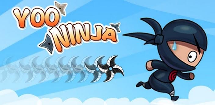 Yoo Ninja - прикольная аркада для Андроид скачать