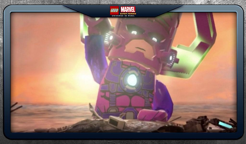 LEGO ® Marvel Super Heroes screenshot #3