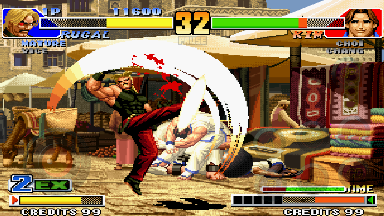 THE KING OF FIGHTERS '98 screenshot #5