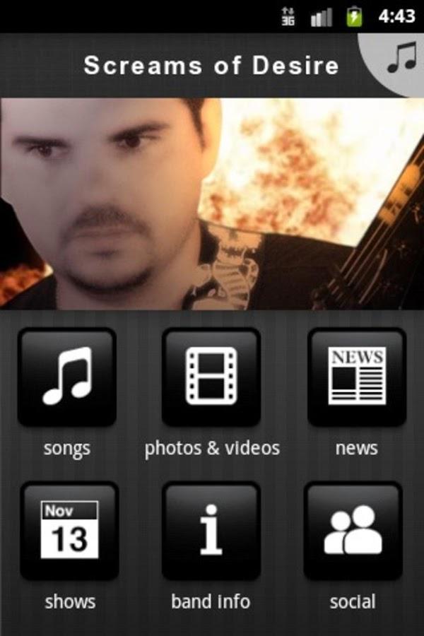 Screams of Desire - screenshot