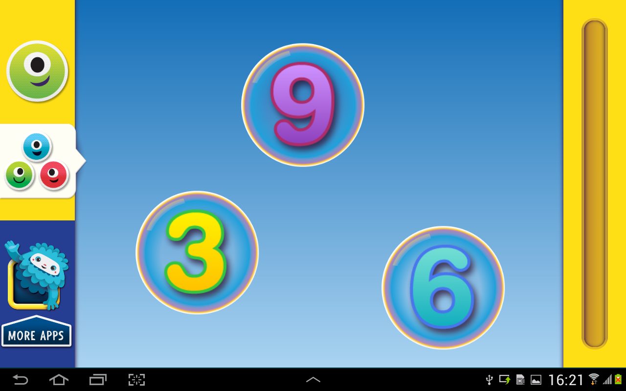 123 Pop Learning Numbers Android Apps On Google Play