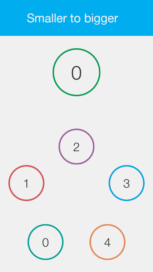 Pixeption: 5Numbers- screenshot
