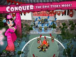 Screenshot of Skulls of the Shogun