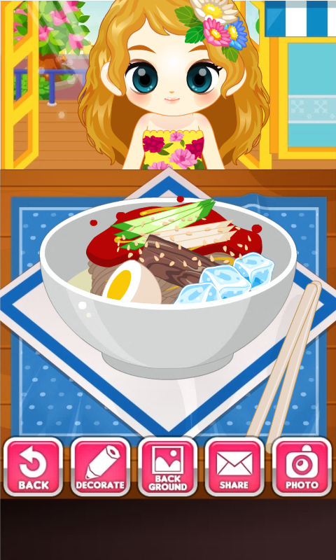 Judy's Ice Noodles Maker-Cook- screenshot